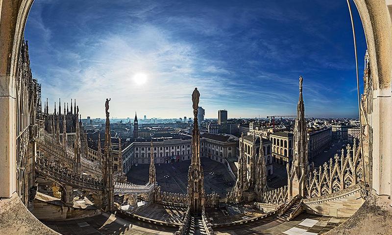 Perché scegliere la Simonetta per il rito funerario in zona Duomo?