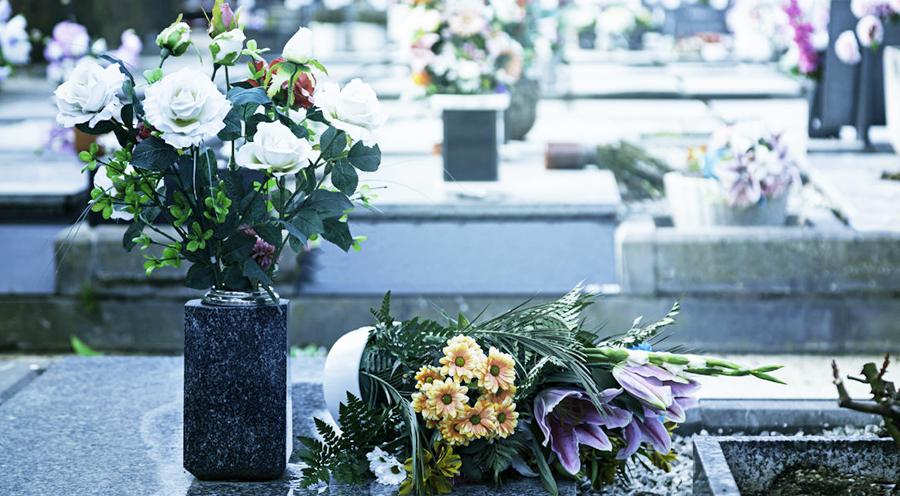 cerimonia funebre addobbi floreali