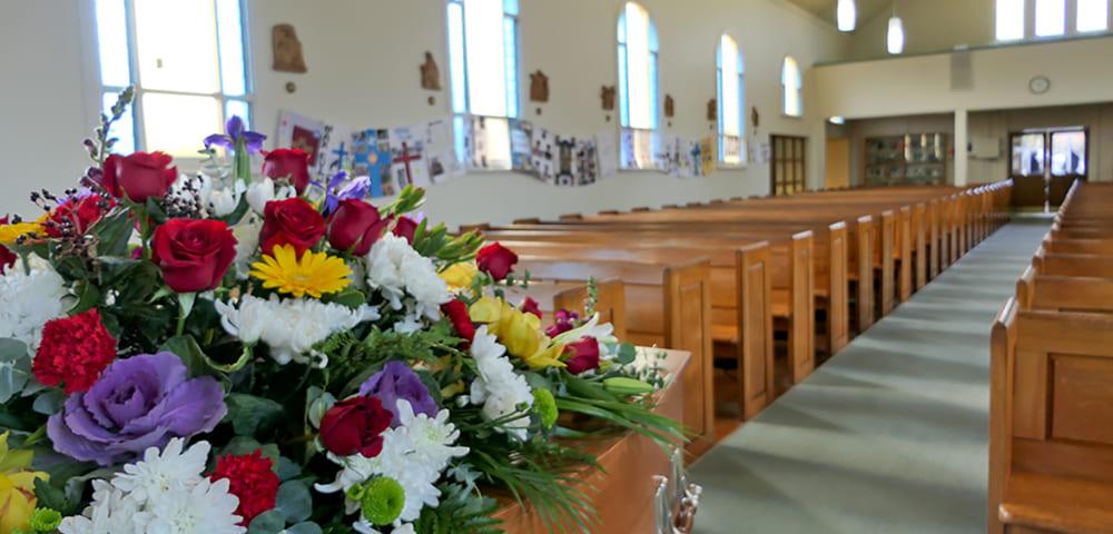 funerale cattolico