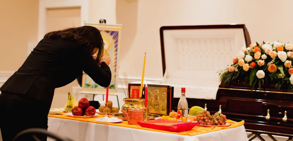 funerale cinese