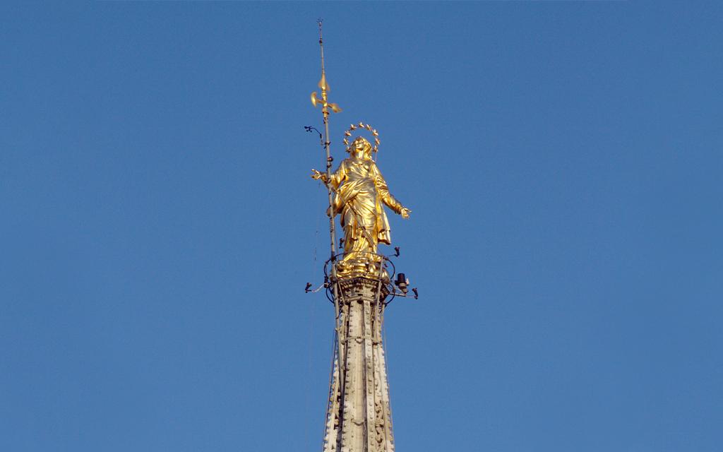 foto La Madonnina del Duomo di Milano