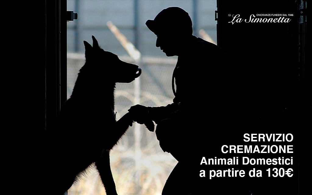 costo cremazione cane Onoranze Funebri La Simonetta dal 1946