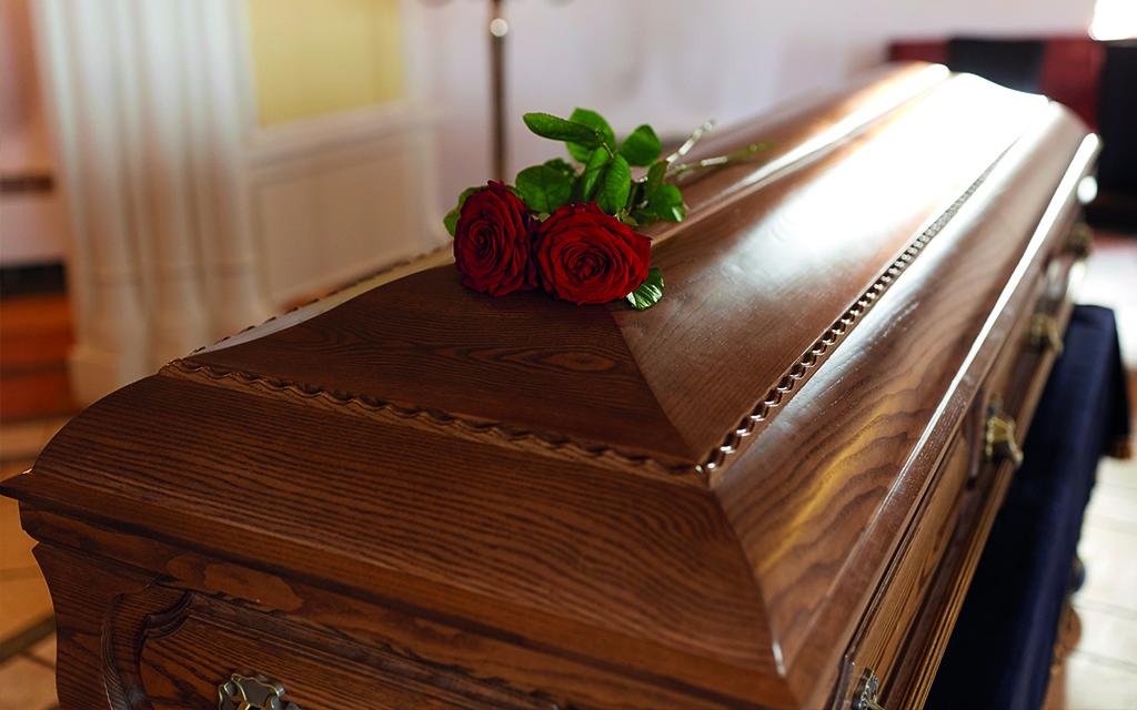 bara da morto Onoranze Funebri La Simonetta dal 1946