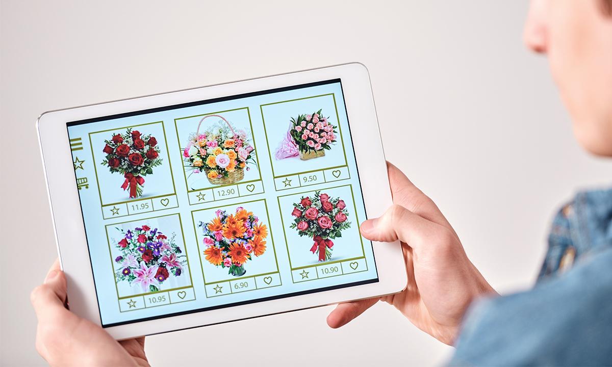 Come ordinare fiori online a Milano con Onoranze Funebri La Simonetta dal 1946