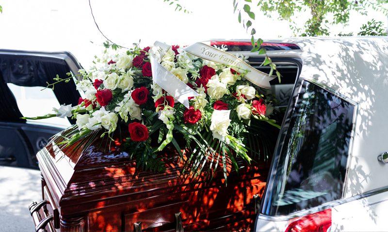 Fiori per funerale: costo e tipologie