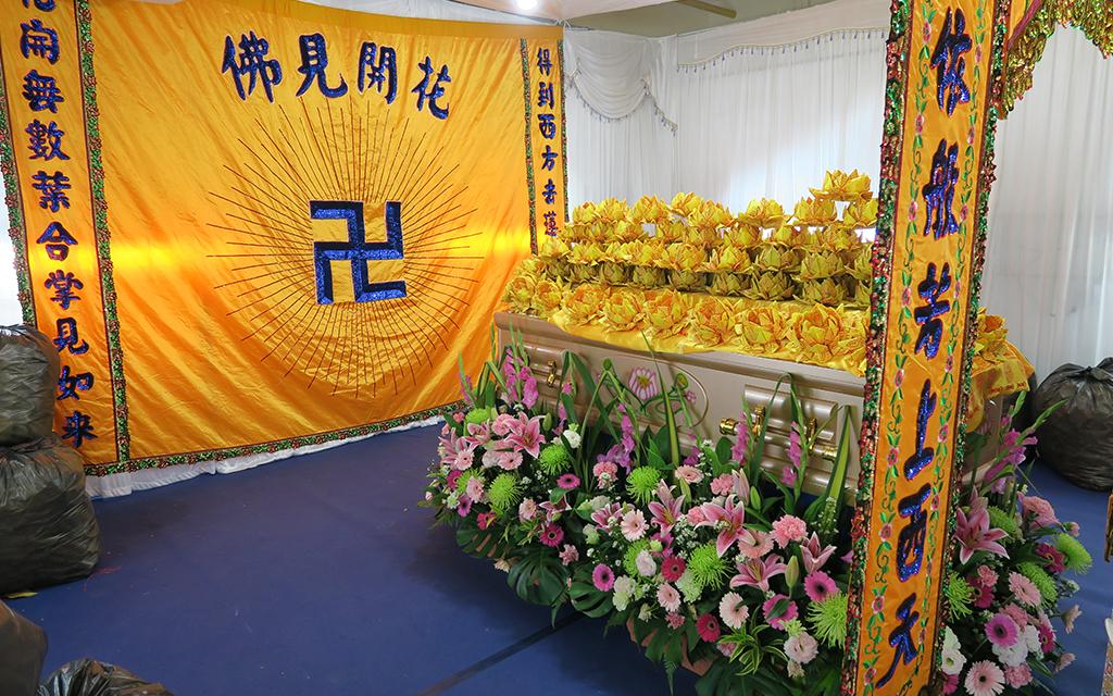 Rito funebre buddista