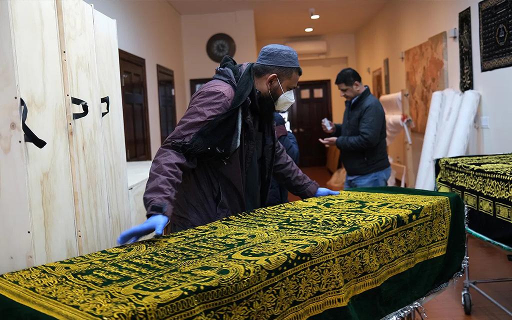 Rito funebre musulmano