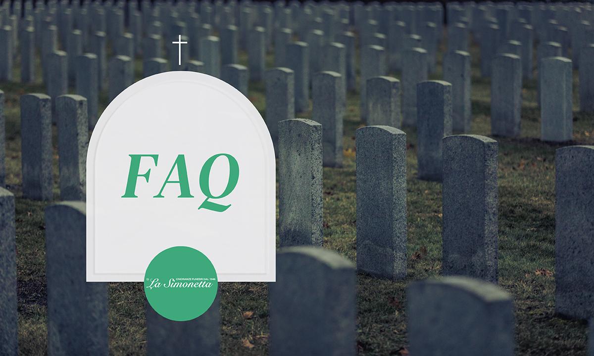 Quali domande fare a un'impresa di onoranze funebri