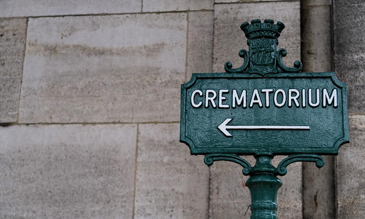 Si può assistere alla cremazione del defunto?